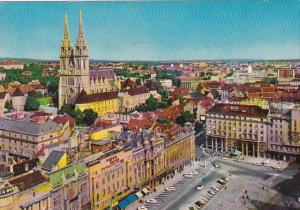 Czech Republic Zagreb Center Of Town