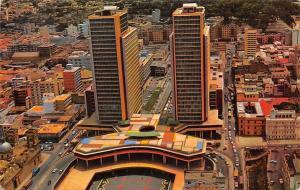 Venezuela Caracas, Centro Simon Bolivar, Vista aerea, panorama