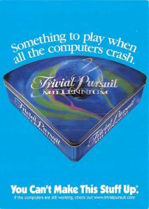 Trivial Pursuit Millenium -