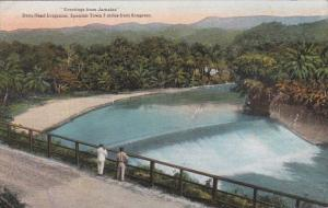 Jamaica Dam Head Irrigation Spanish Town 5 Miles From Kingston