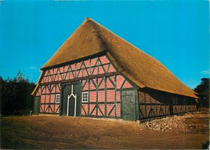Postcard Germany Schleswig Holsteinisches building view