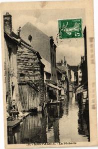 CPA Montargis - La Pecherie (251560)