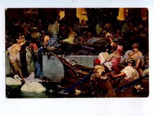 249245 KOTARBINSKY Orgy Belle HARP Swans Russian Lapin Paris