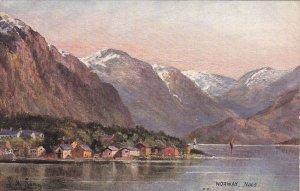 NORWAY, 1900-1910´s; Noes Or Andalsnoes