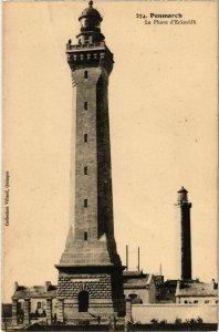 CPA Penmarch - Le Phare d'Eckmuhl (1033369)