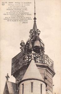 France Dijon Horloge de Jacquemart Flamands d'Arteveld