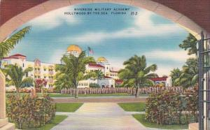 Florida Hollywood Riverside Military Academy 1950