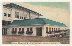OCEAN GROVE , New Jersey , 1930s ; Homestead Restaurant