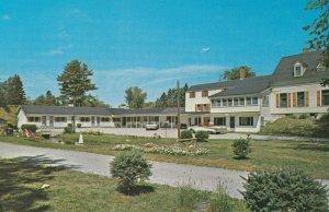 CHERRYFIELD , Maine , 1950-60s ; Tracy's Motel