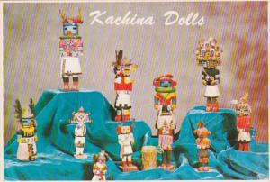 Kachina Indian Doll Collection