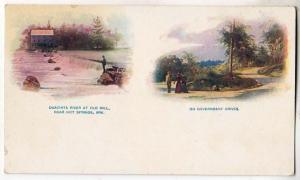 Quachita River & Government Drives, Hot Springs Ark