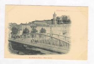 Montélimar, France, Drôme départem, 1898-1905, Quartier du Fust.- Pont Eif...