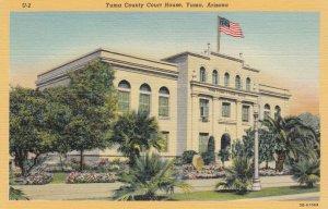 YUMA , Arizona , 1930-40s ; Court house