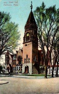 Massachusetts Fairhaven Town Hall