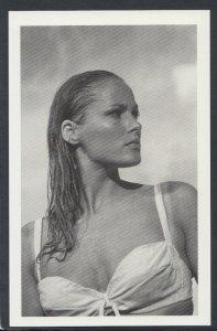 Films Postcard - James Bond 007 - Ursula Andress as Honey Ryder in Dr No - DP51