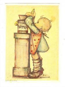 Hummel: Child mails a letter , PU-1972
