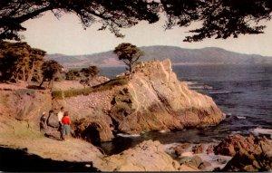 California Monterey Peninsula Seventeen Mile Drive