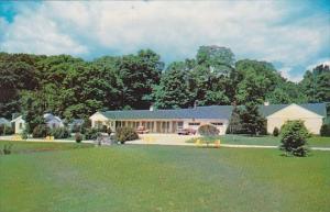 Manorbrook Motel Danbury Connecticut