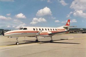 CROSSAIR Swearingen Super Metriliner III Airplane , 60-80s
