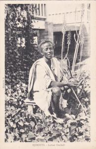 DJIBOUTI , 1900-10s ; Laitier Dankali