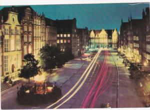 Nigh Scene, GDANSK, Poland, 50-70's