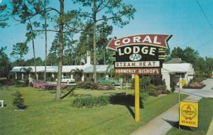 JACKSONVILLE , Florida, 1950-60s ; Coral Lodge