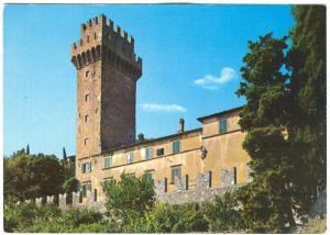 Italy, CORTONA, Il Palazzone, unused Postcard