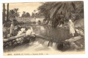 Laveuses Arabes, 00-10s