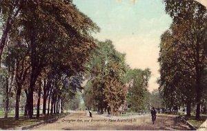 ORRINGTON AVE UNIVERSITY PLACE EVANSTON, IL 1916