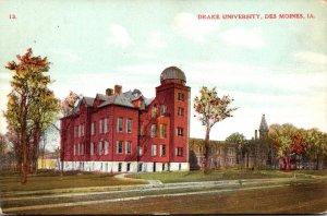 Iowa Des Moines Drake University