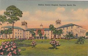 Florida Daytona Halifax District Hospital Curteich