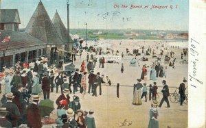 USA Rhode Island on the Beach at Newport 05.95