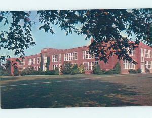 Unused Pre-1980 HIGH SCHOOL Georgetown Delaware DE L9808@