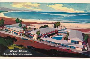 Hotel Bahia - Ensenada, Old Mexico on Todos Santos Bay - Roadside