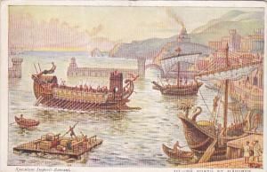 TC: Speculum Imperii Romani [Rome , Italy] , 1890s : De PortV Et Navibvs