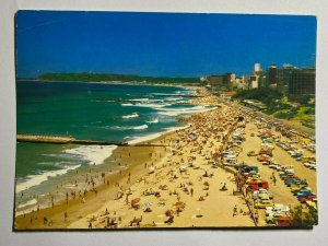 POSTED 1998 PICTURE POSTCARD - SOUTH AFRICA THE HOLIDAY CITY   (KK1313)