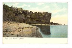 High Cliff , Wisby, Sweden, 1890s-1905