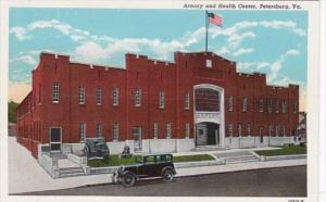 Virginia Petersburg Armory and Health Center Curteich