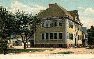 MA - South Framingham. Washington School