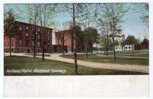 Portland, Maine, Westbrook Seminary