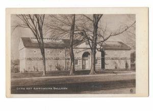 Lyme Art Association Gallery Old Lyme Connecticut 1922