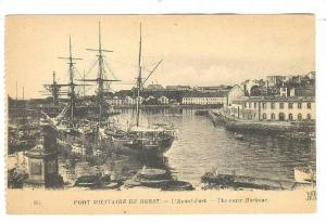 Brest (Finistère), France, 1900-1910s, L'Avant-Port