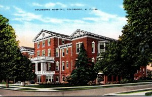 North Carolina Greensboro Goldsboro Hospital