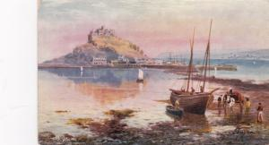ST. MICHAELS MOUNT , Cornwall , England , 00-10s ; TUCK