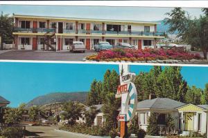 Crown Motel , PENTICTON , B.C. , Canada , 50-60s