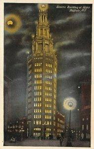 LP13  Buffalo New York Vintage Postcard Electric Building