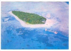 Green Island, Great Barrier Reef, Nth Qld., Australia, 70-80s
