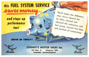 Massachusetts  Gardner , Johnny's Motor Sales