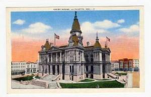 Court House, La Fayette, Indiana, 30-40s