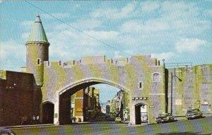 Canada La Porte Saint Jean Montreal Quebec 1976